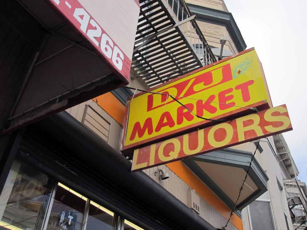 D/J Market LIQUOR
