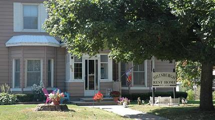 Hillsburgh Rest Home