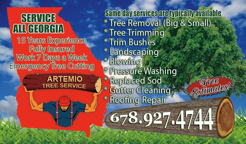 Artemio Tree Service LLC