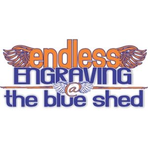 Endless Engraving @ The Blue Shed