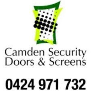 Camden Security Doors and Screens