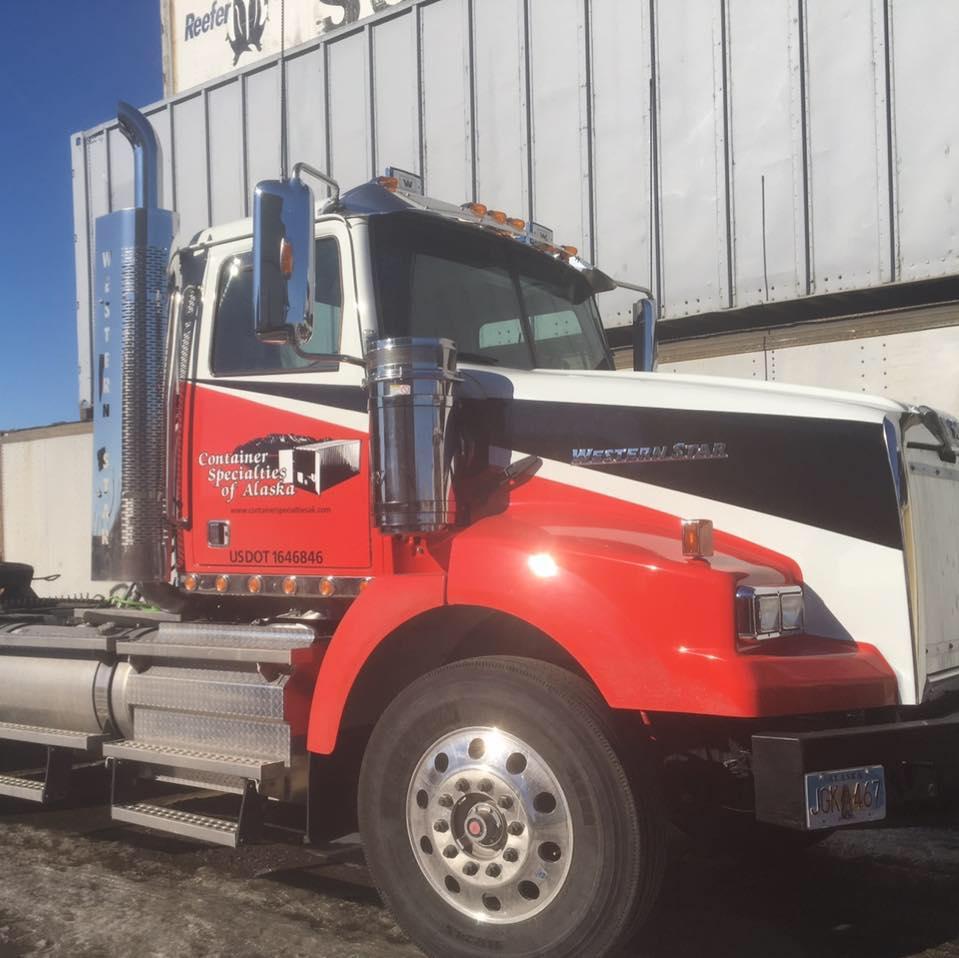 Container Specialties of Alaska Inc.