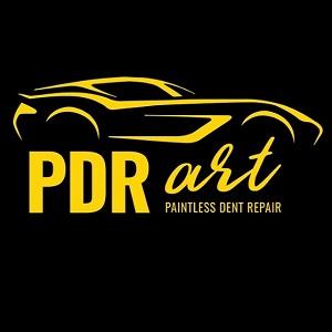 PDR ART Auto Hail Damage Repair Logo