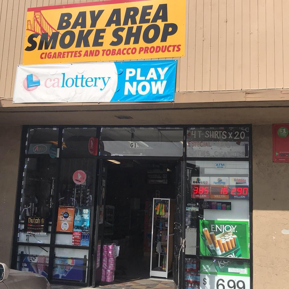 Bay Area Smoke Shop