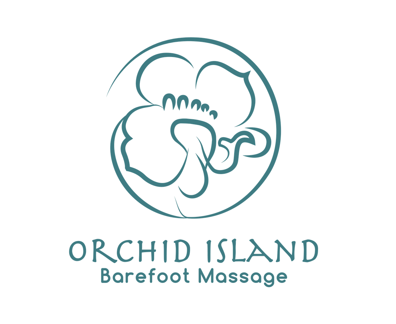 Orchid Island Barefoot Massage