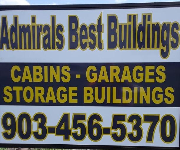 Admirals Best Buildings