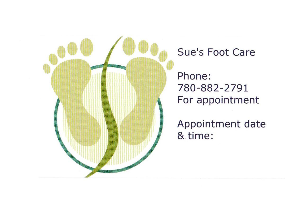 Sue's Foot Care