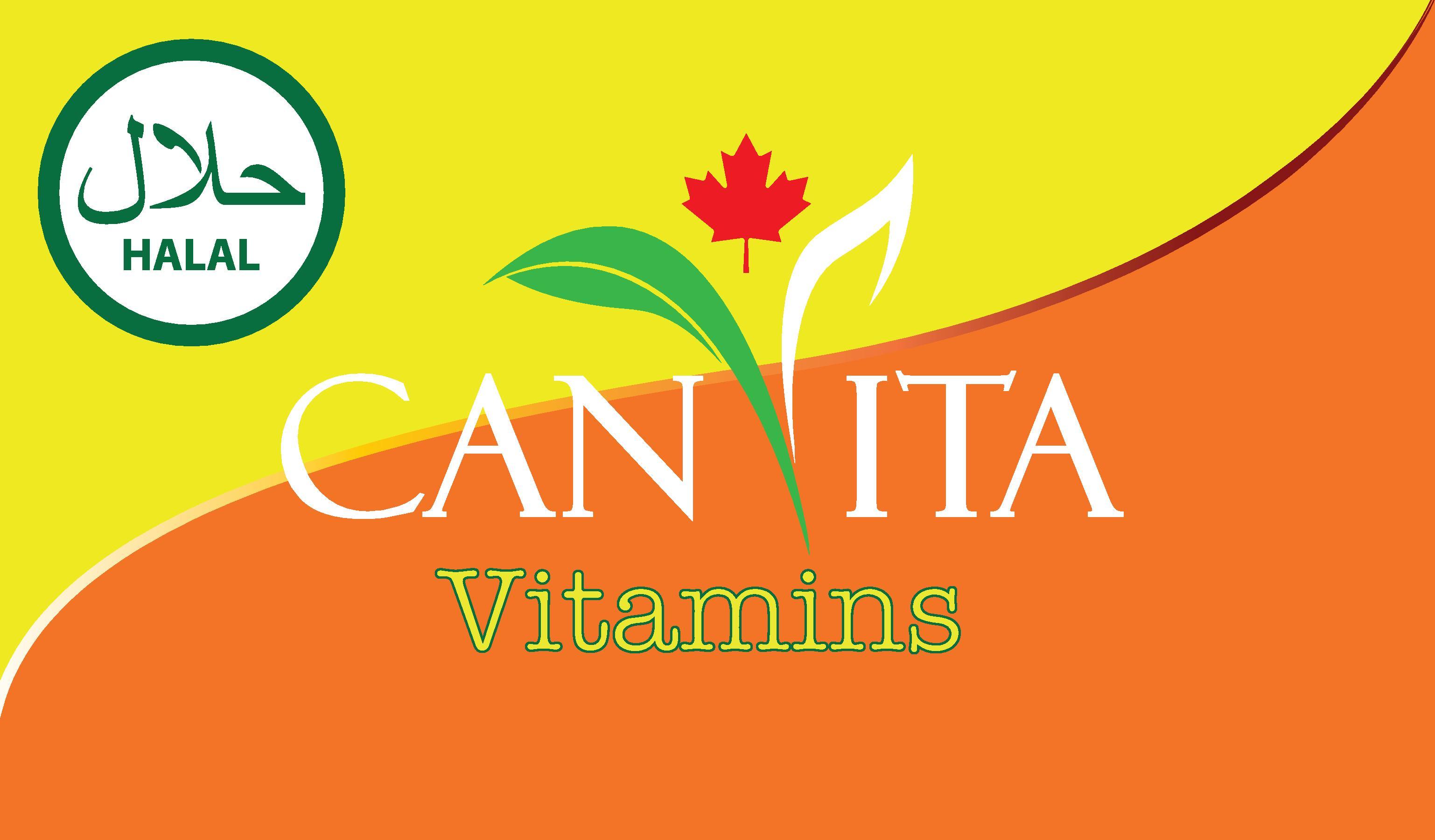 Canvita Halal vitamins