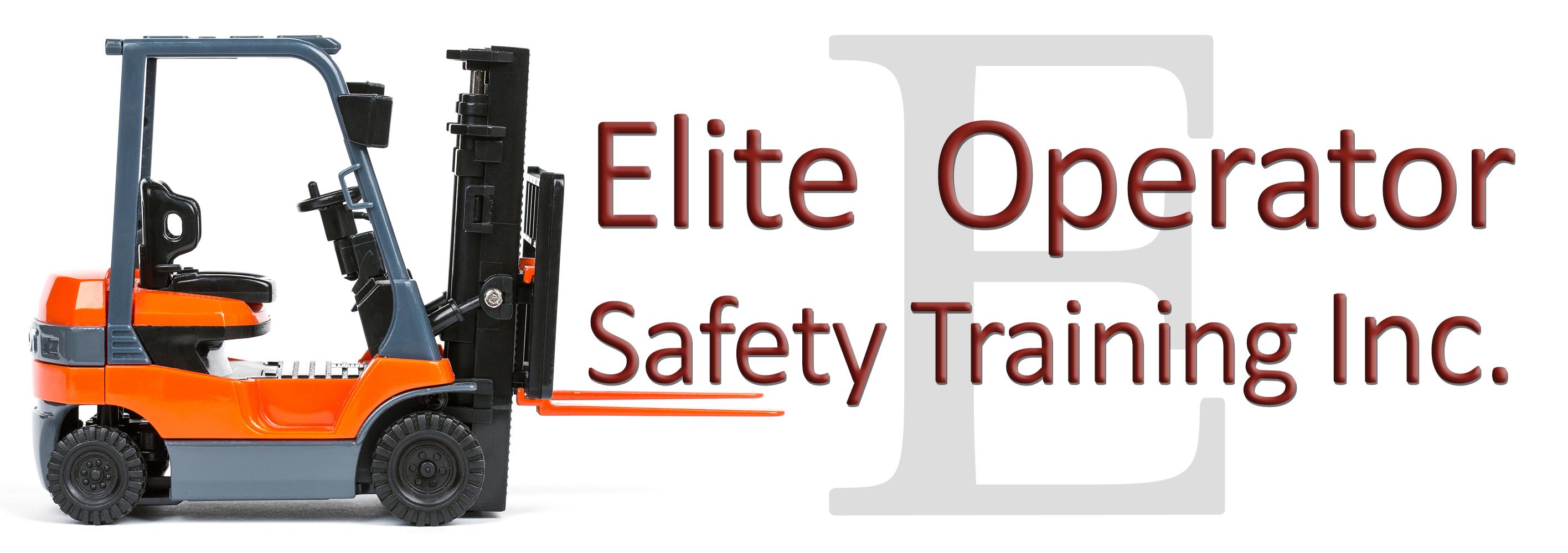Elite Operator Safety Training Inc.