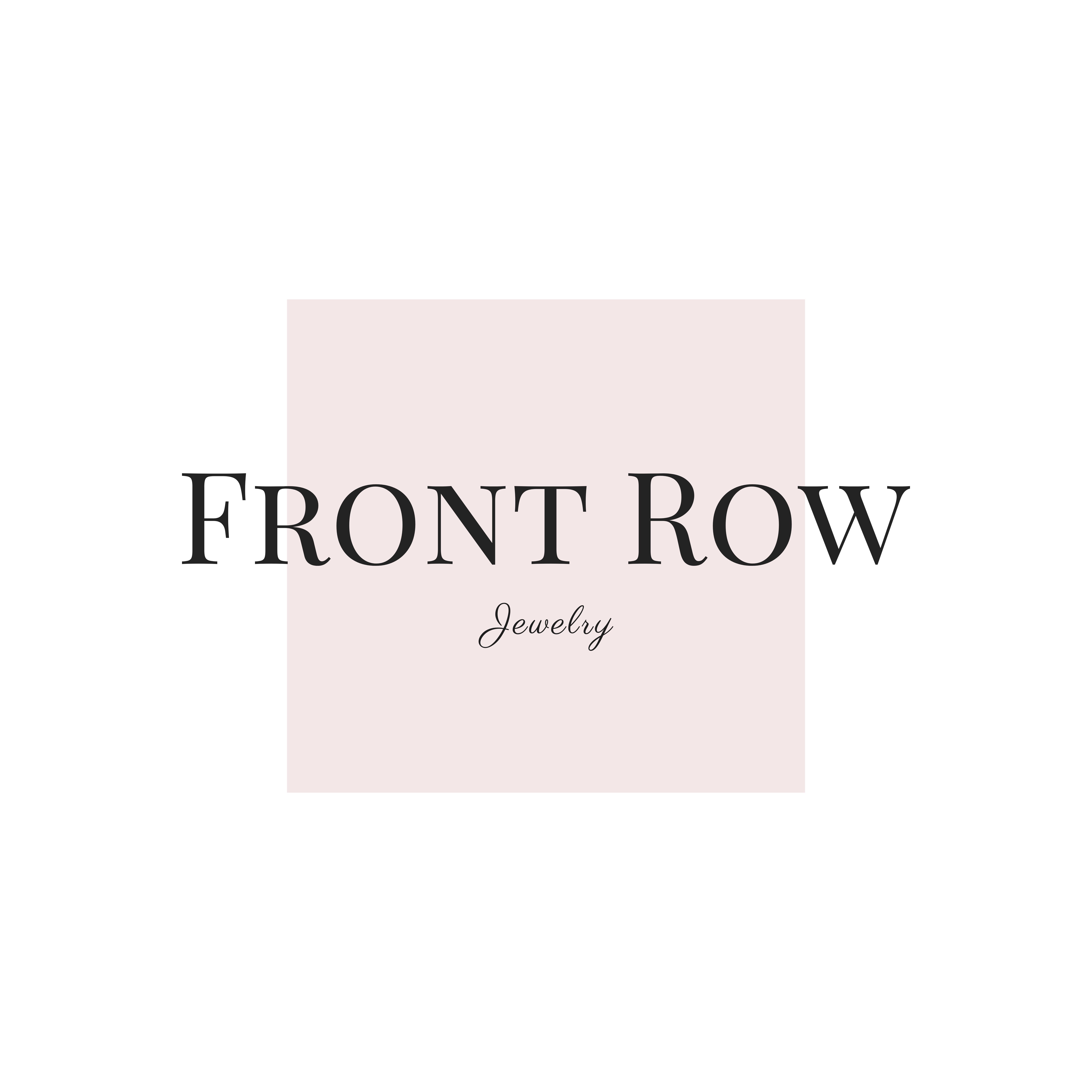 Front Row Jewelry