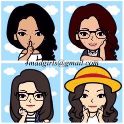 4madgirls