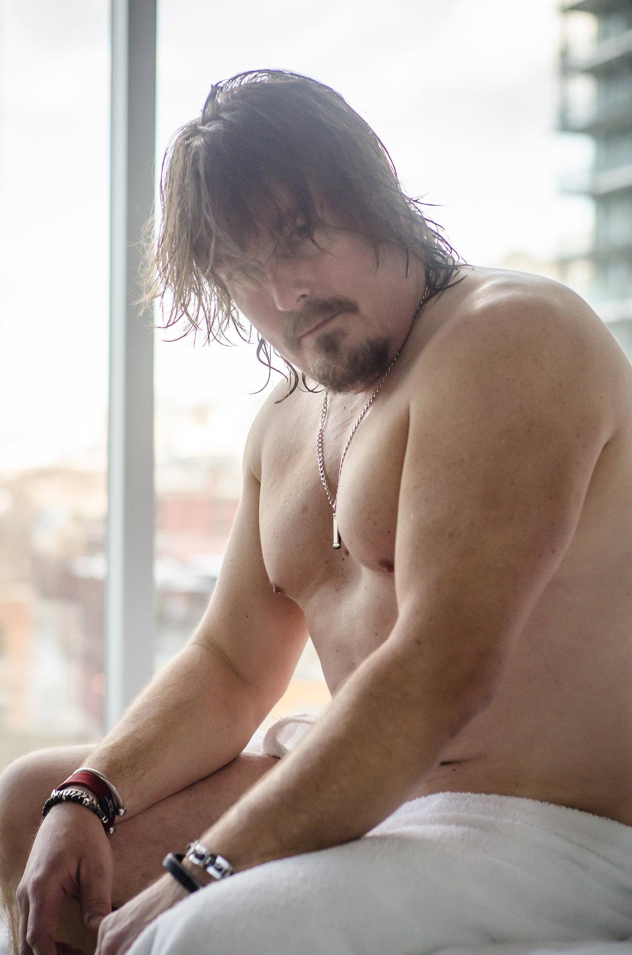 SJP Nude Art Model