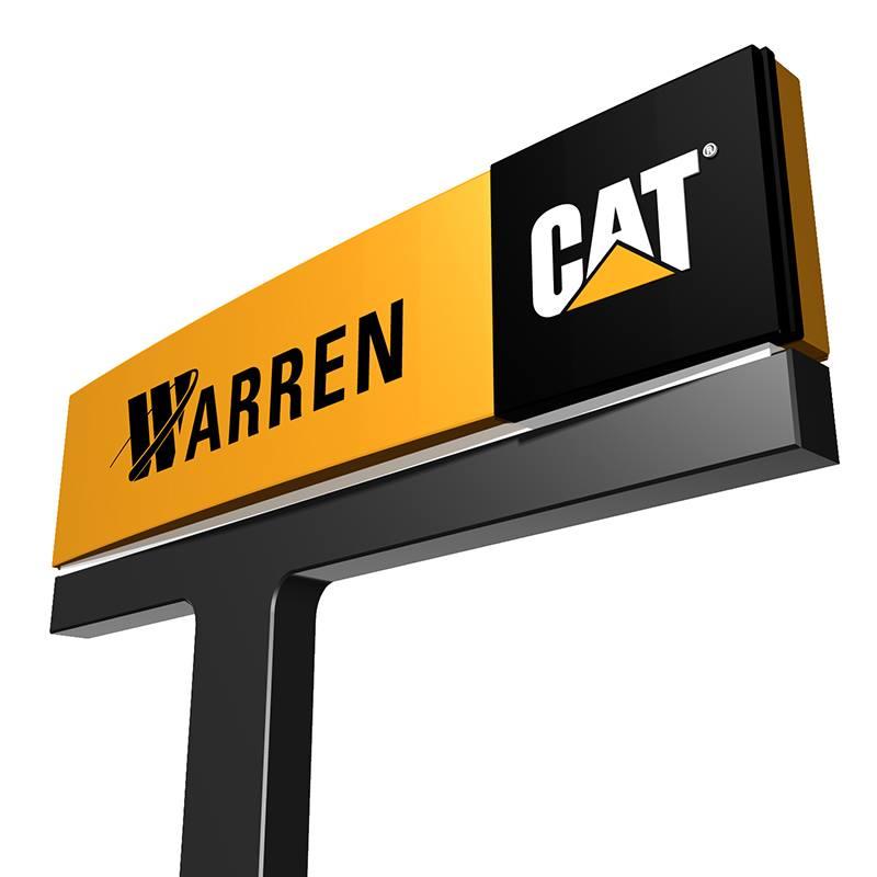Warren CAT Rental Power