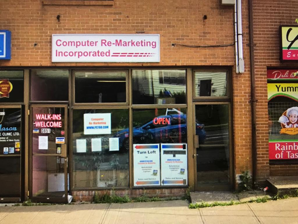COMPUTER RE-MARKETING