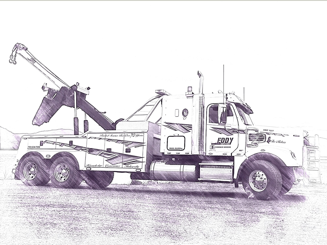 Eddy's Towing