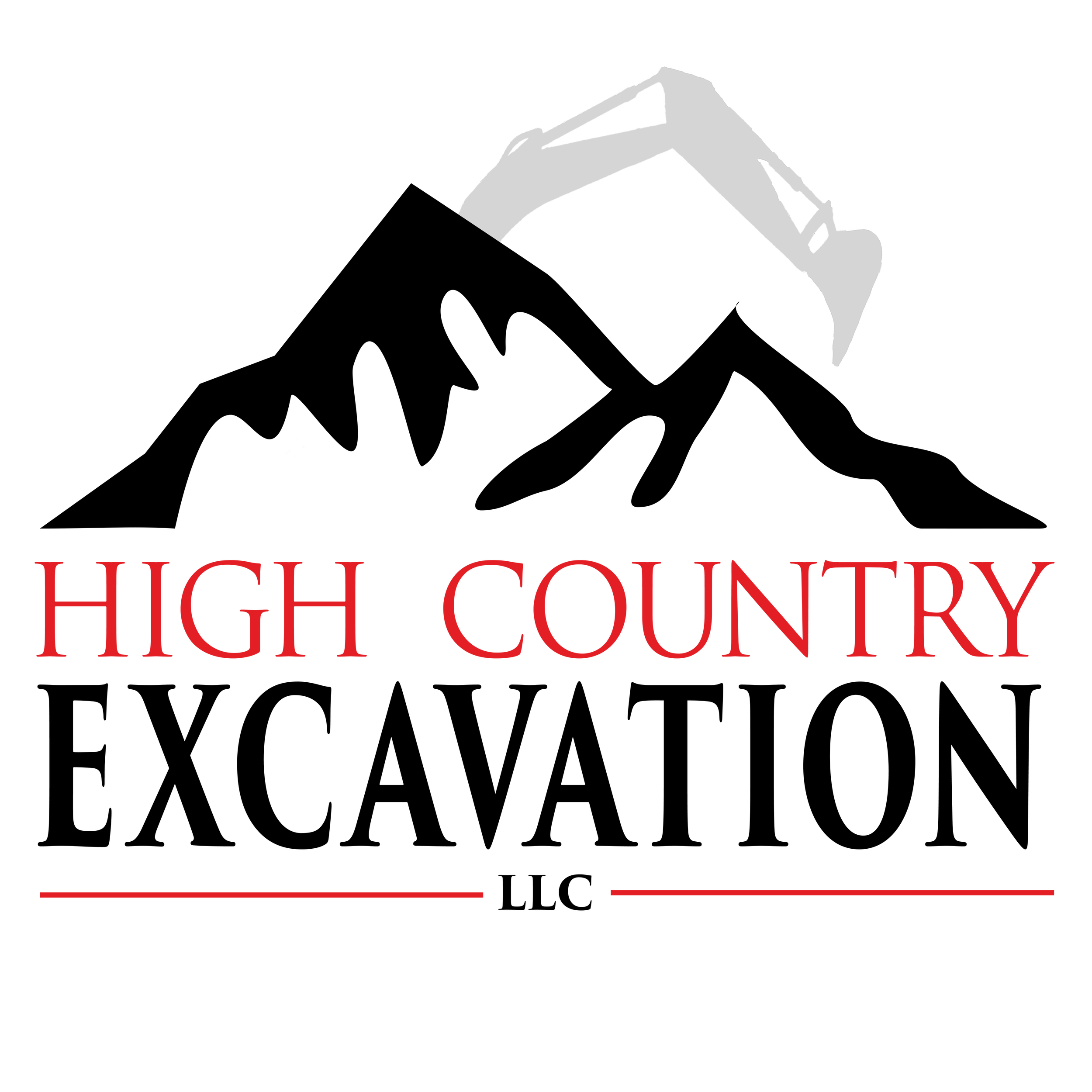 High Country Excavation LLC