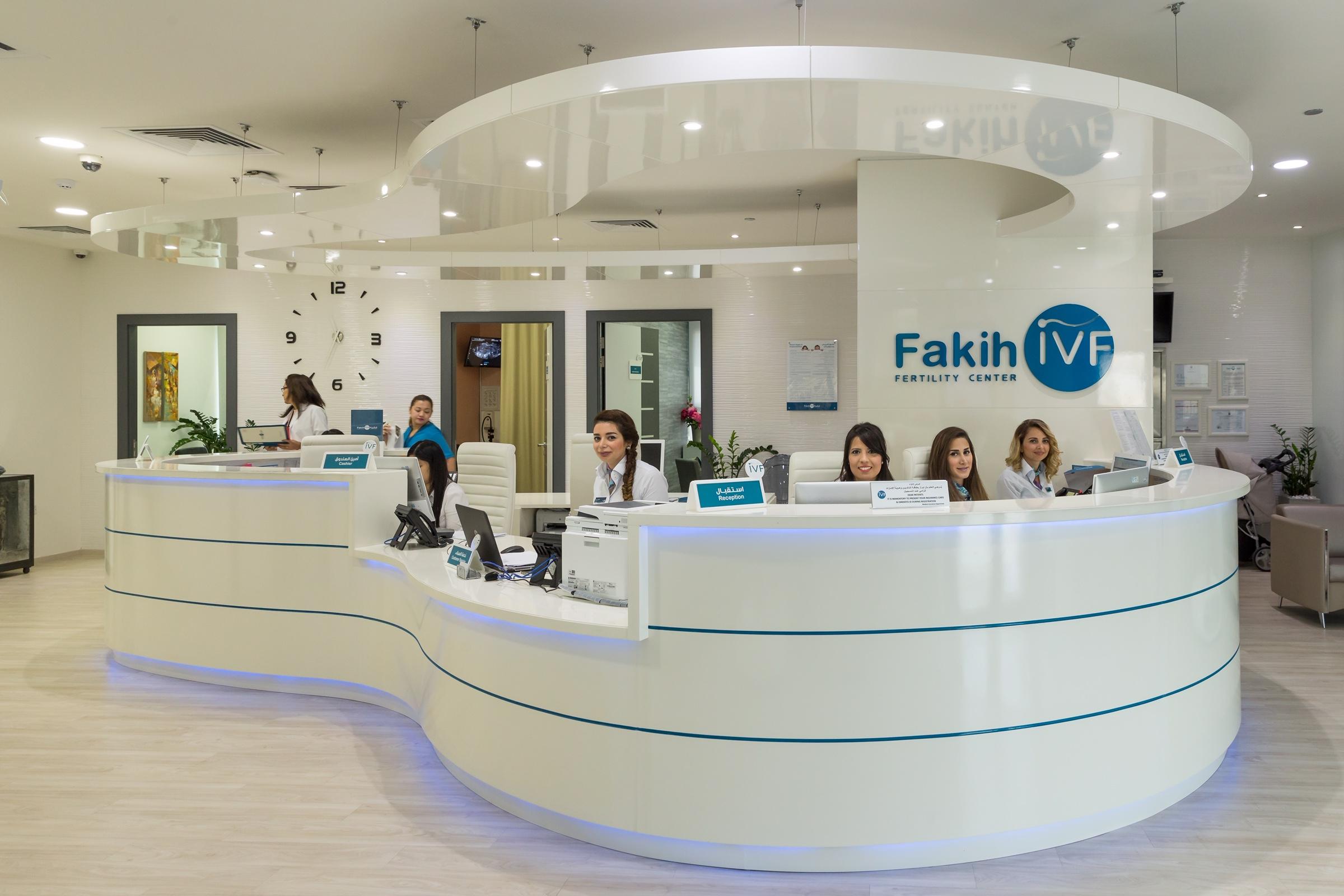 Fakih IVF Fertility Center - Abu Dhabi