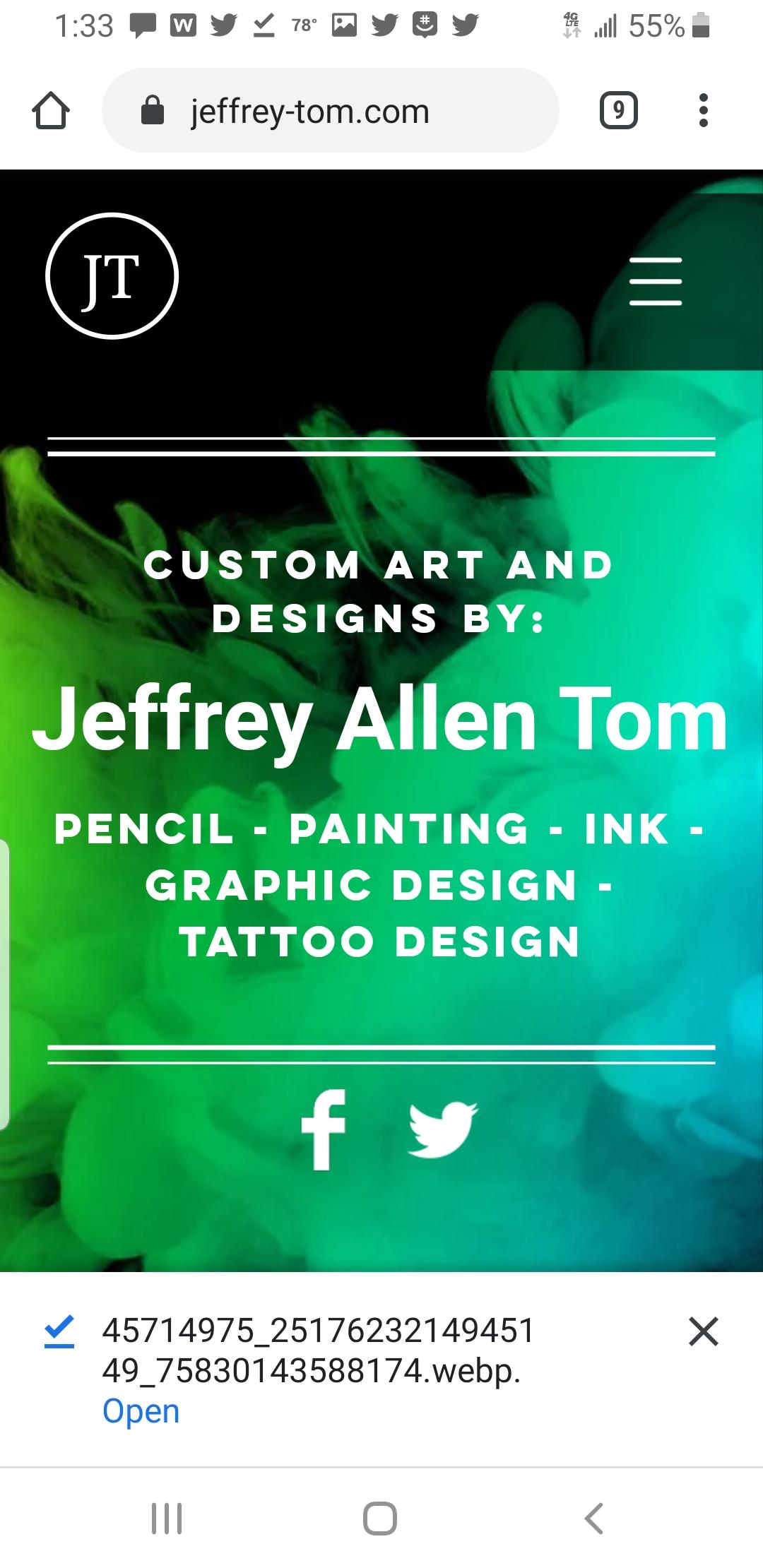 Jeffrey Allen Tom Custom Designs