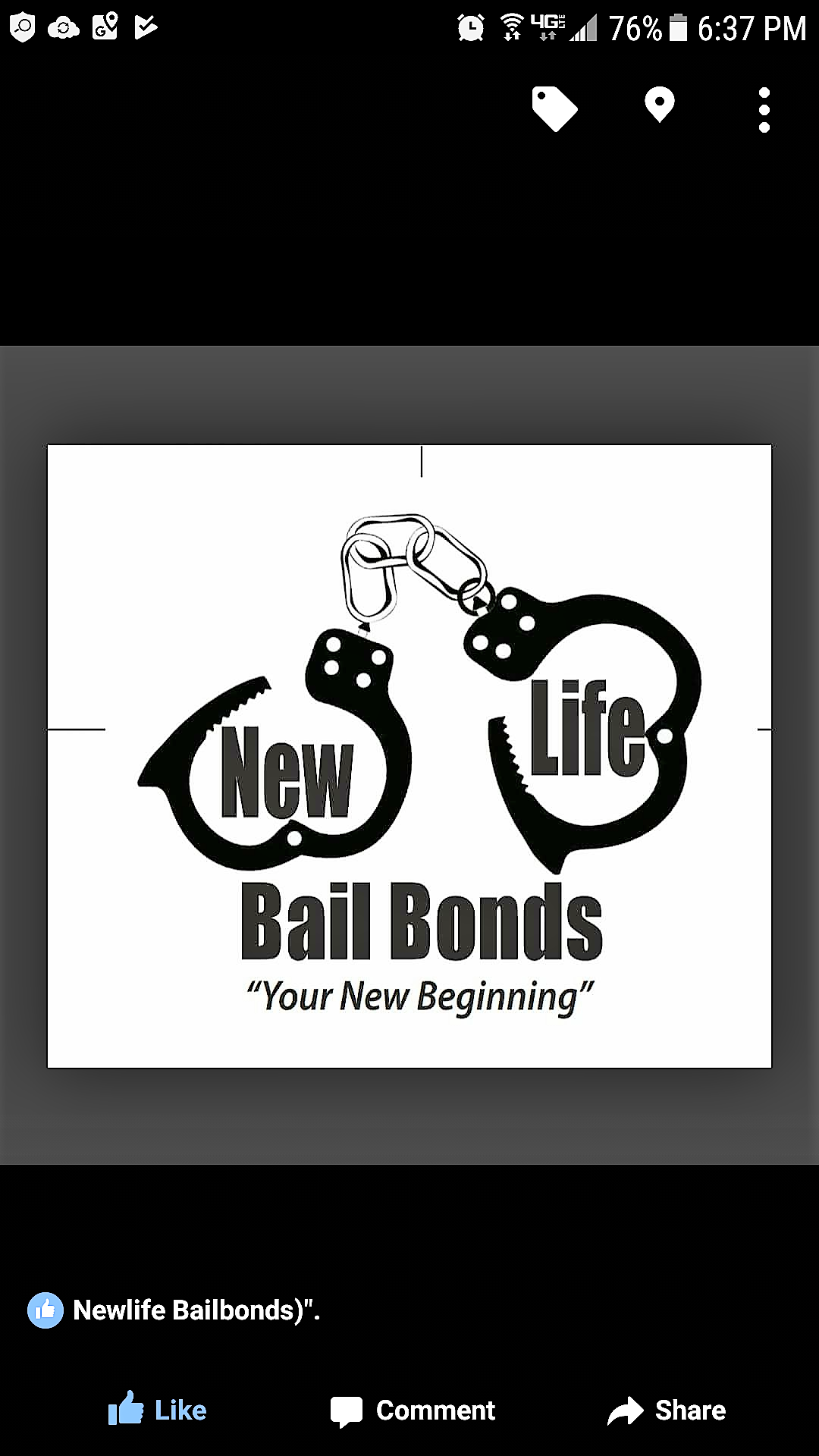 New life Bail Bonds