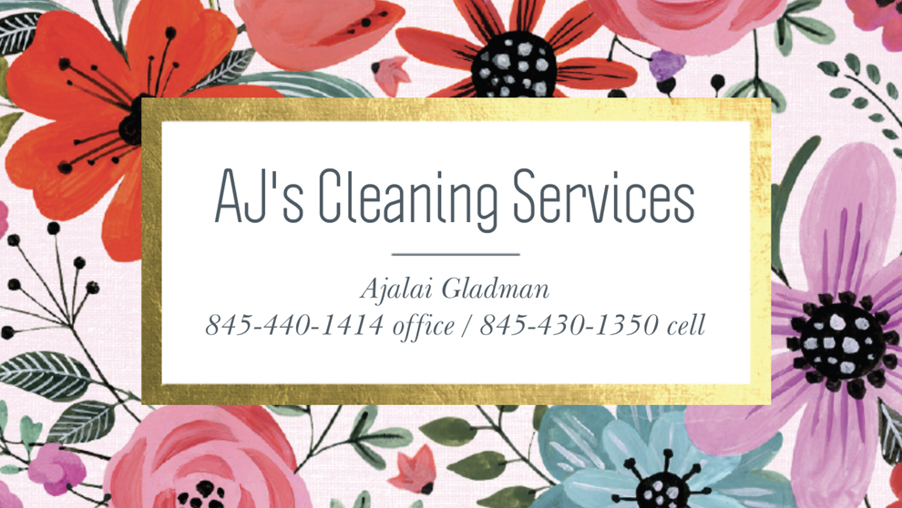 Aj's Cleaning Service
