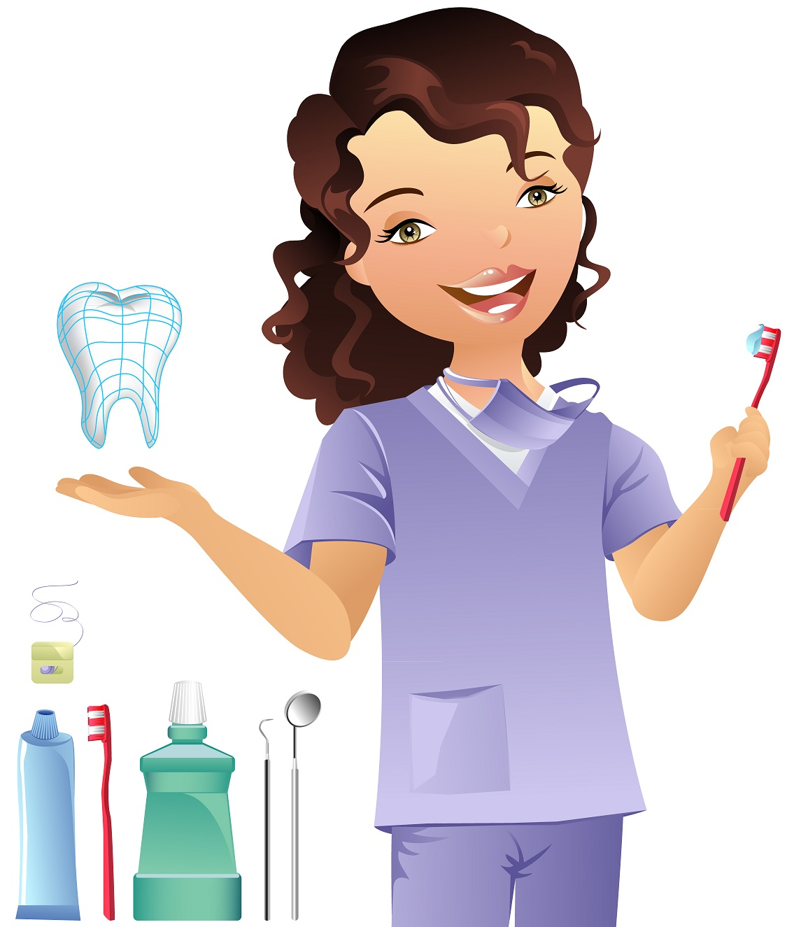 Preventive Dental Hygiene Care