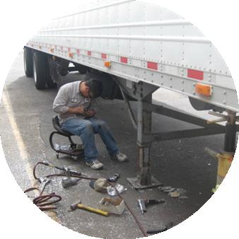 O&M Truck & Trailer Repairs