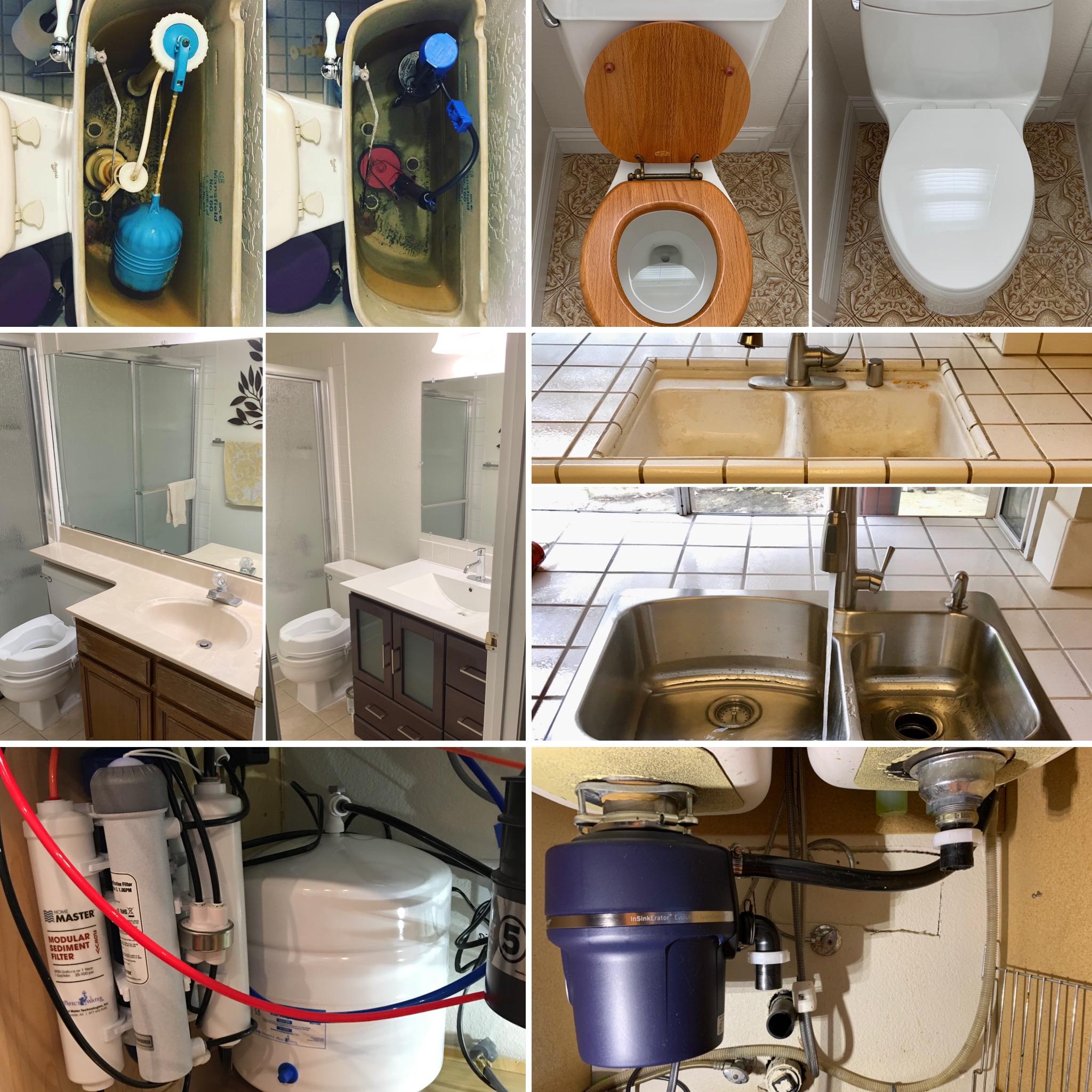 URV_Projects Handyman & Plumbing Services