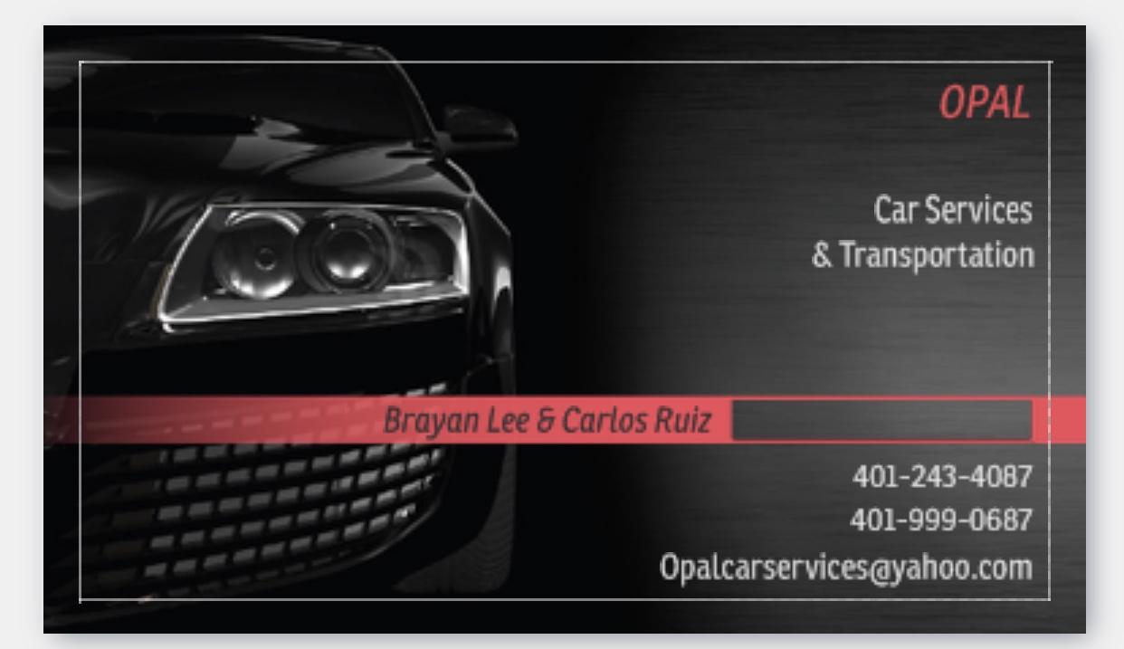 Opal car services