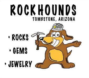 Rock Hounds - Rock Shop