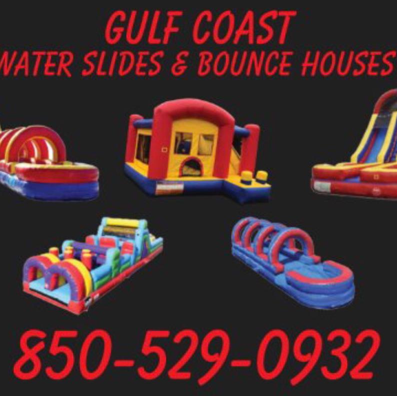 Gulf Coast Water Slides & Bounce Houses