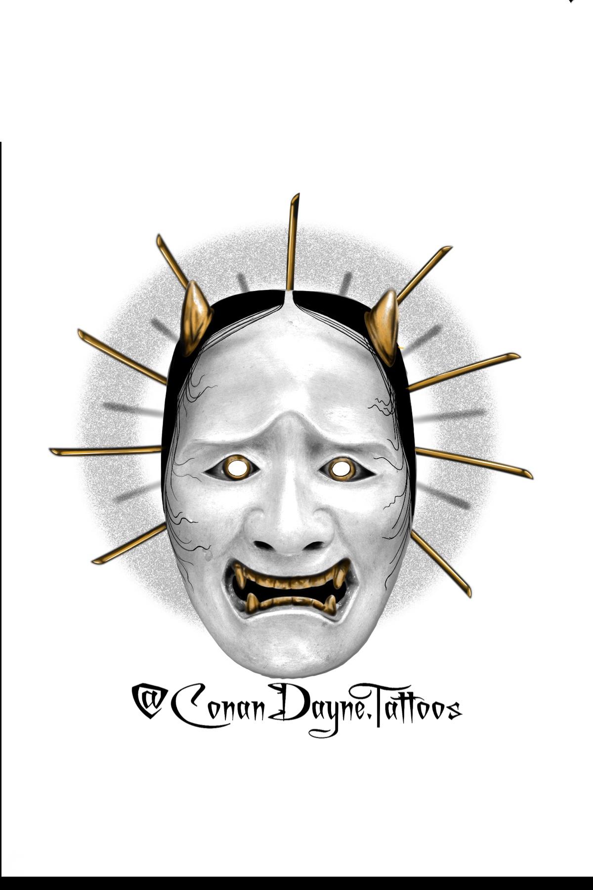 Conan Dayne Tattoo's