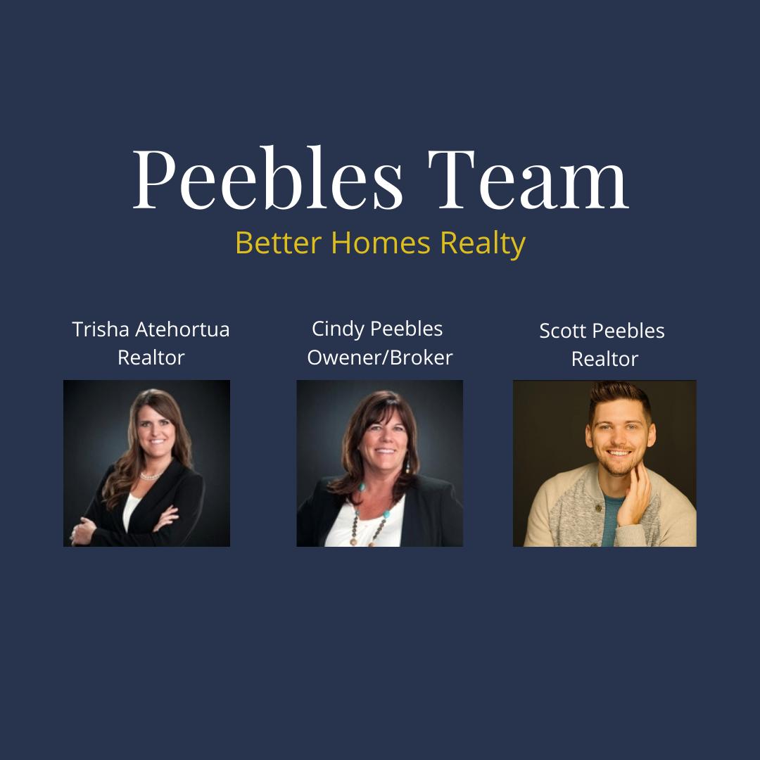 The Peebles Team