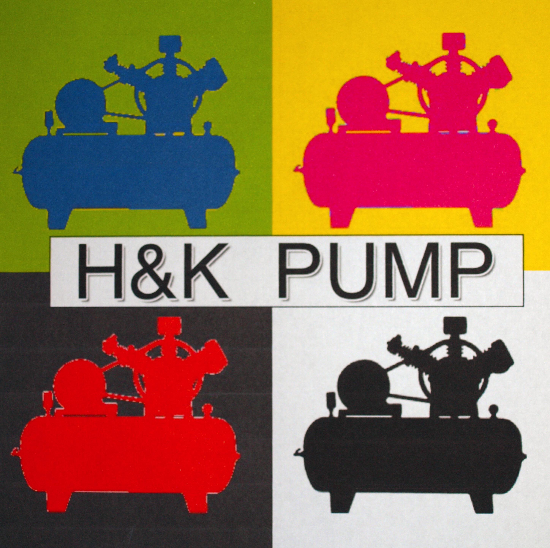 H&K PUMP Air Compressor Service