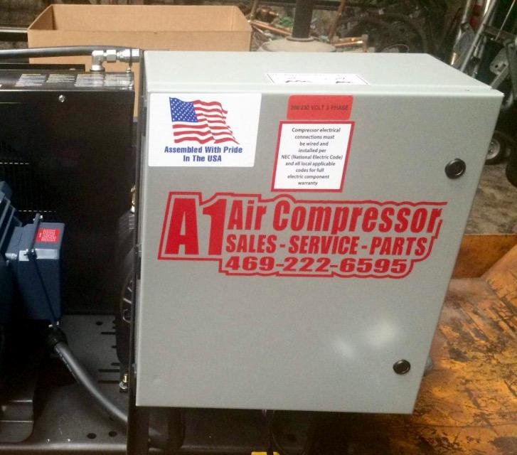 A-1 Air Piping (Air Compressor)