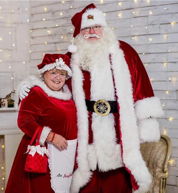Santa Claus for hire - Tulsa Oklahoma