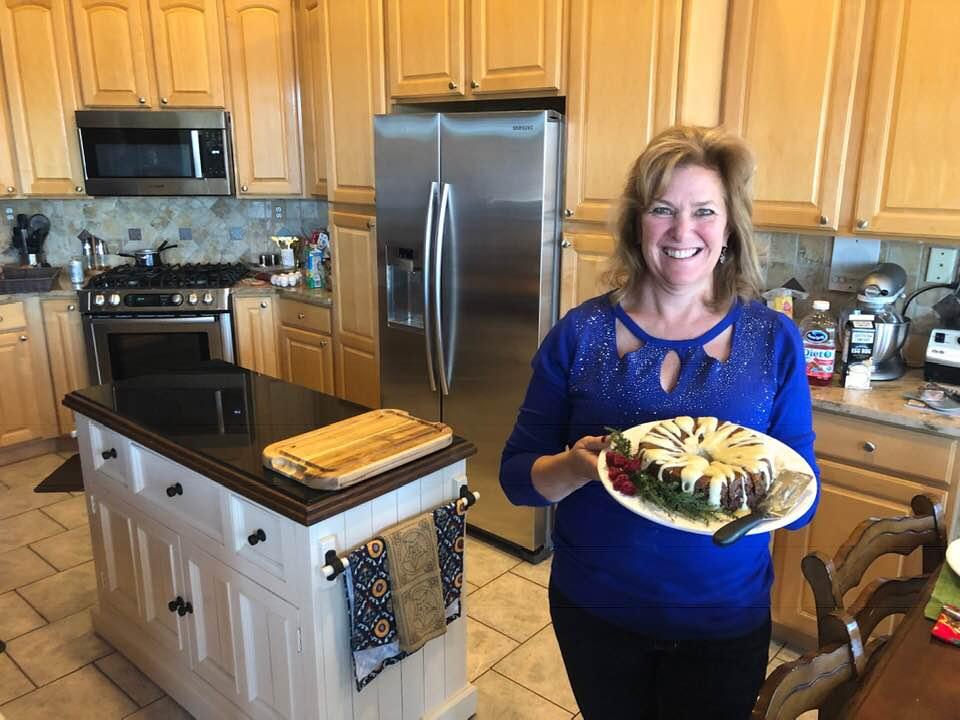 In The Kitchen With Deena INDP. SENIOR EXEC DIR