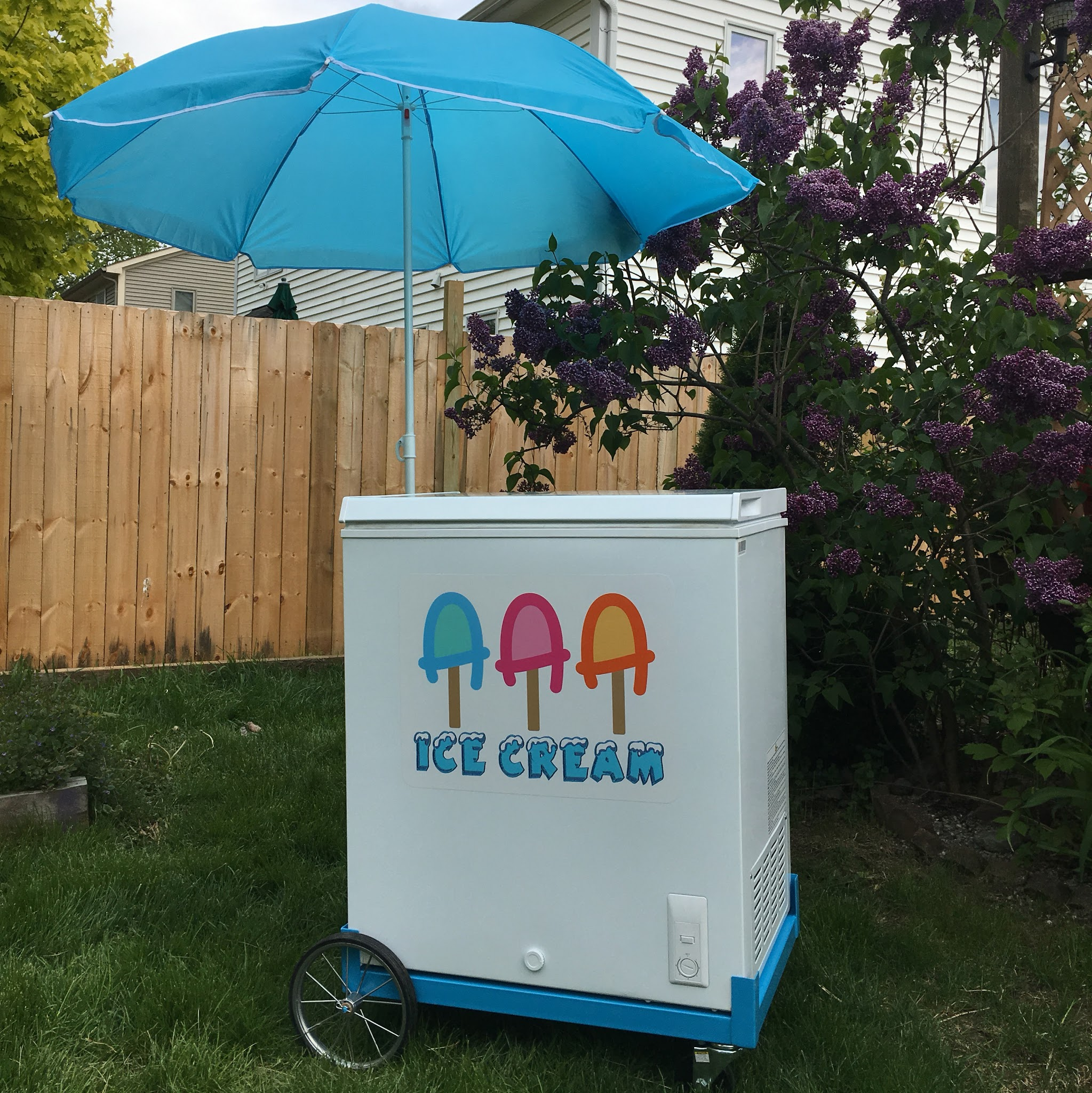 AAA Ice Cream Carts