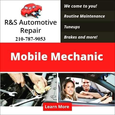 R & S Automotive Repair