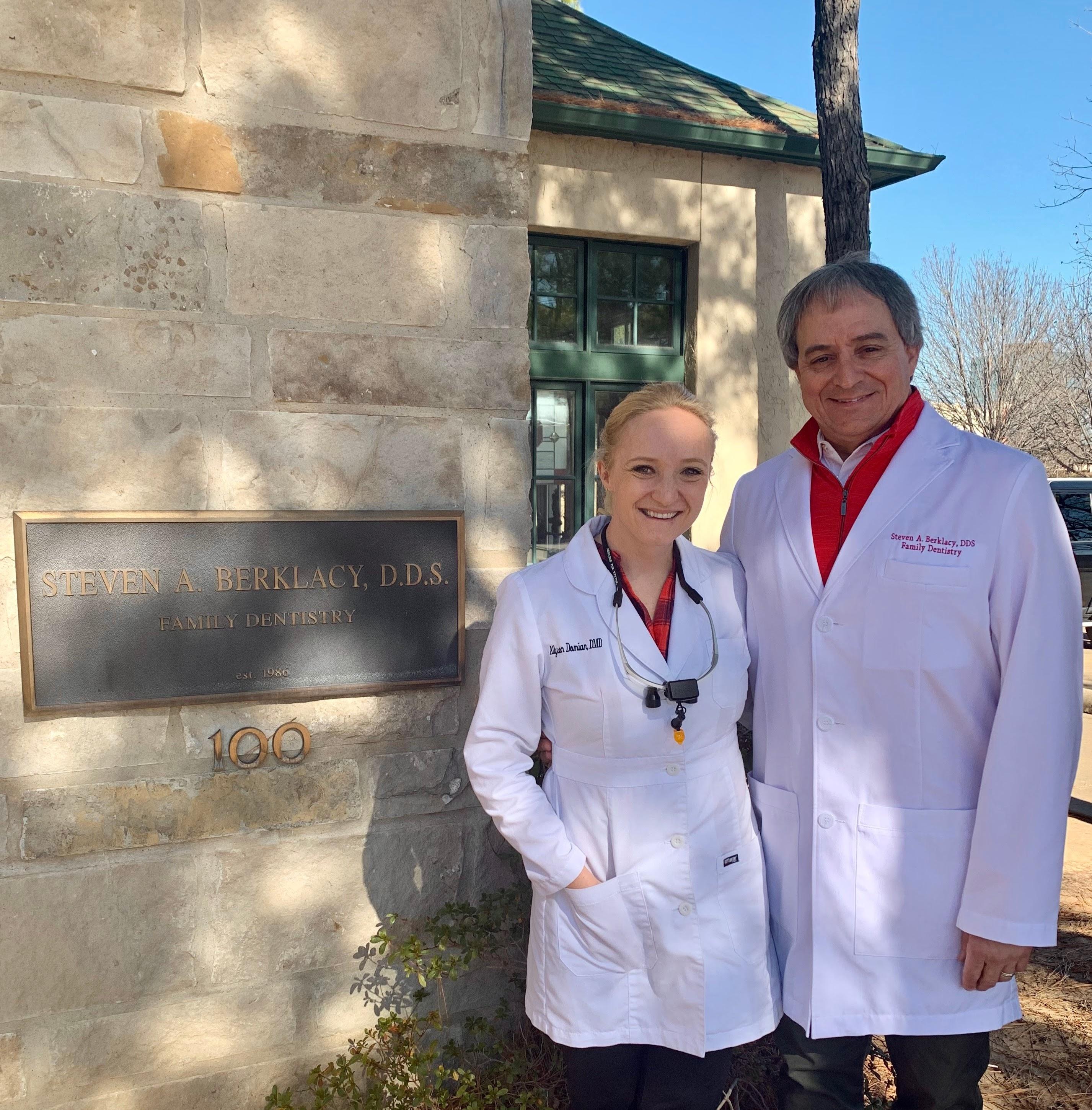 Steven A. Berklacy DDS & Allyson P. Domian DMD Family Dentistry