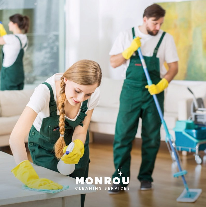 MONROU CLEANING SERVICES