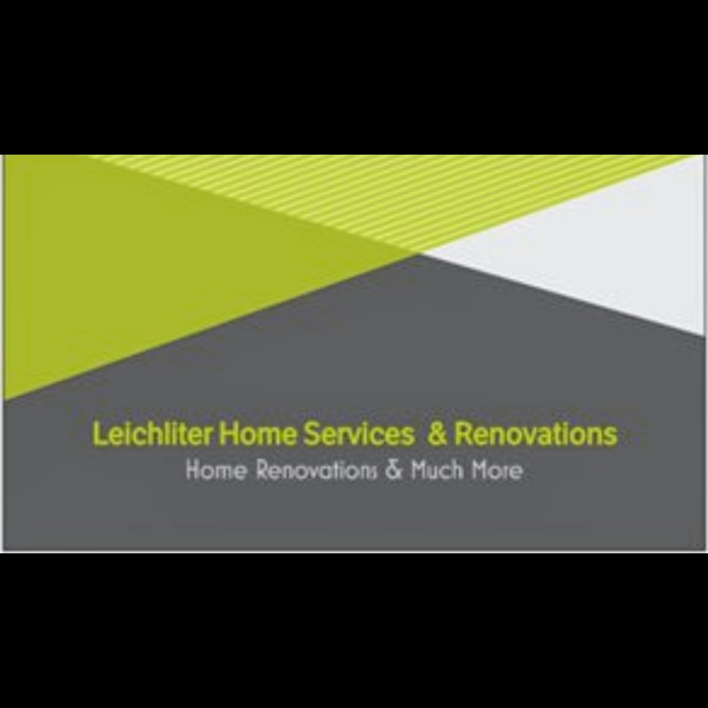 Image 1 | Leichliter Home Services & Renovations