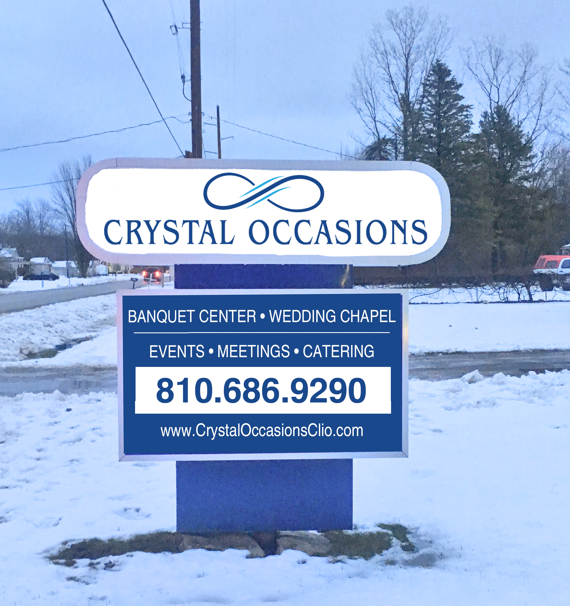 Crystal Occasions Banquet Center