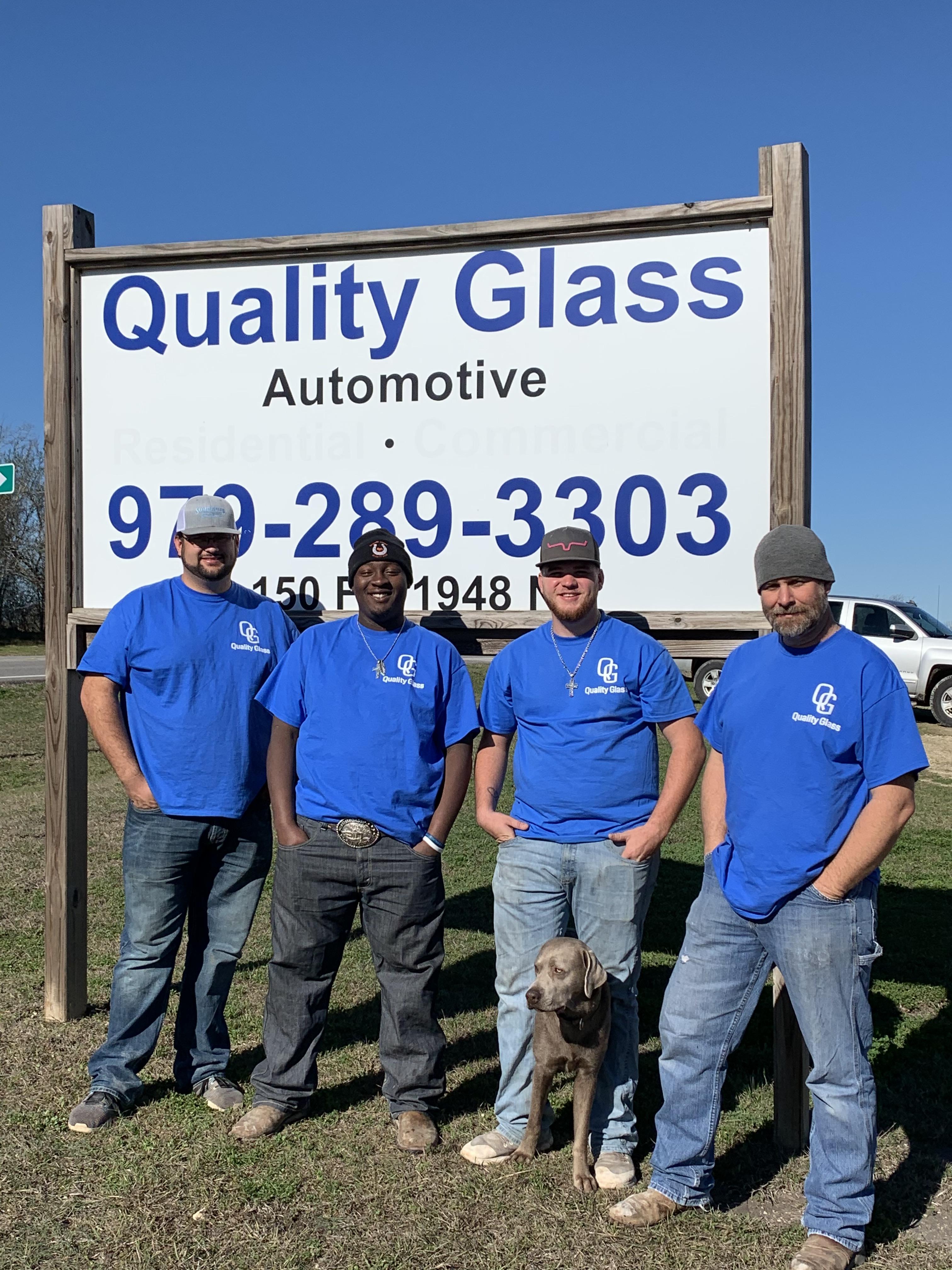Quality Glass
