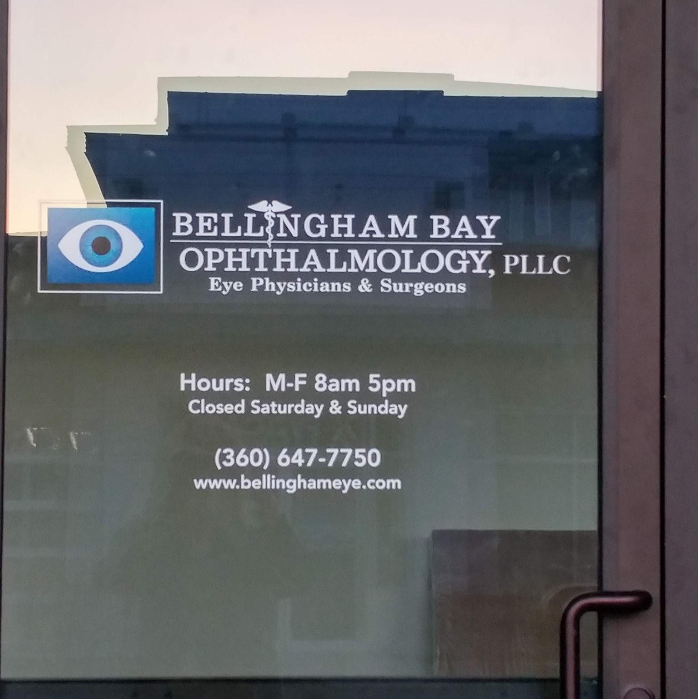 Bellingham Bay Ophthalmology PLLC: James M. Kim MD