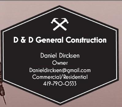 D & D general