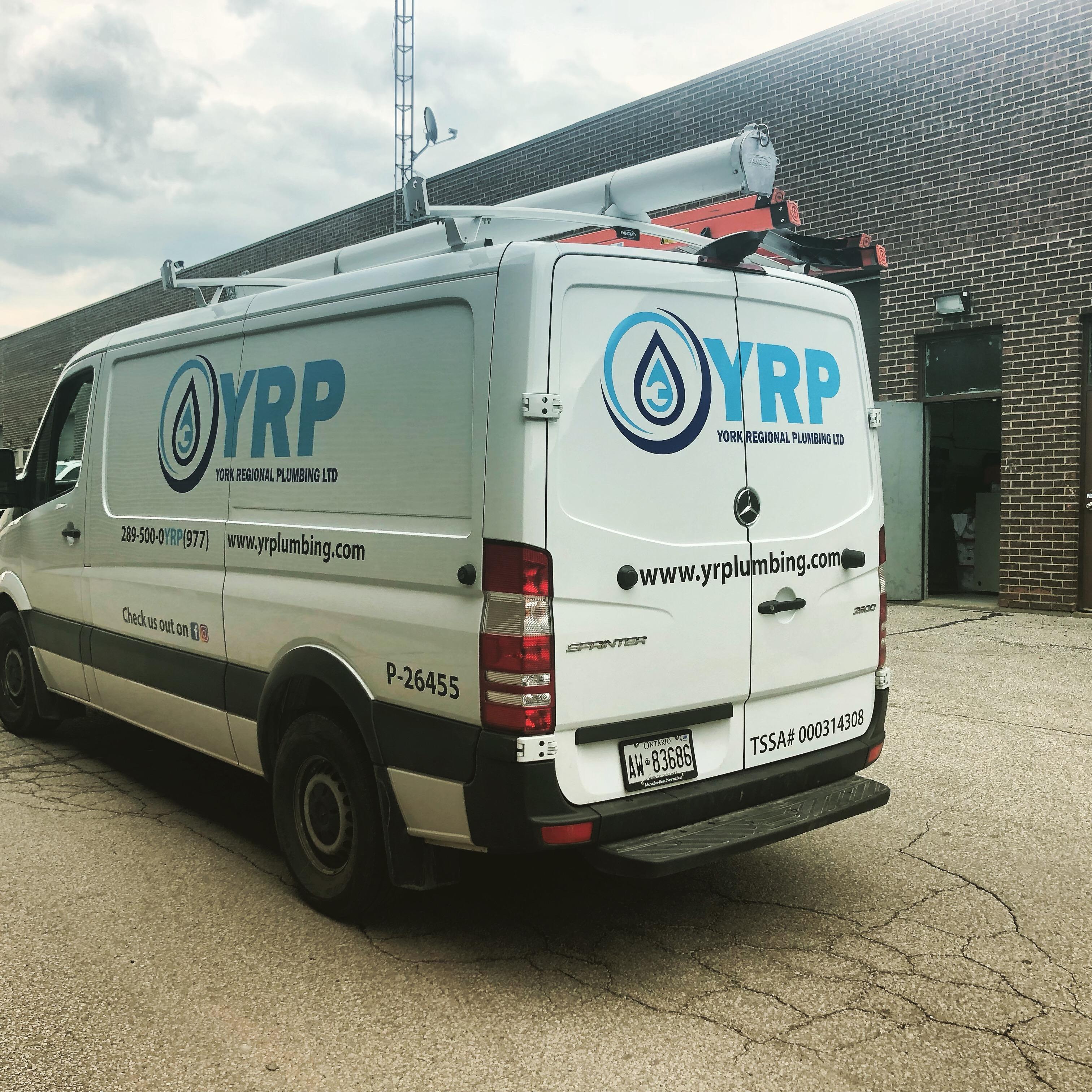 York Regional Plumbing Ltd.