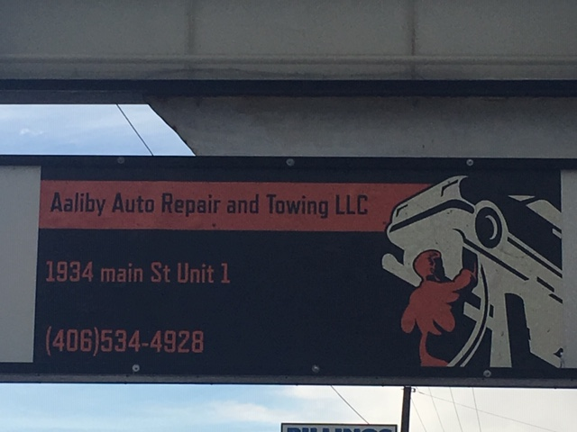 Aaliby Auto Repair and Towing