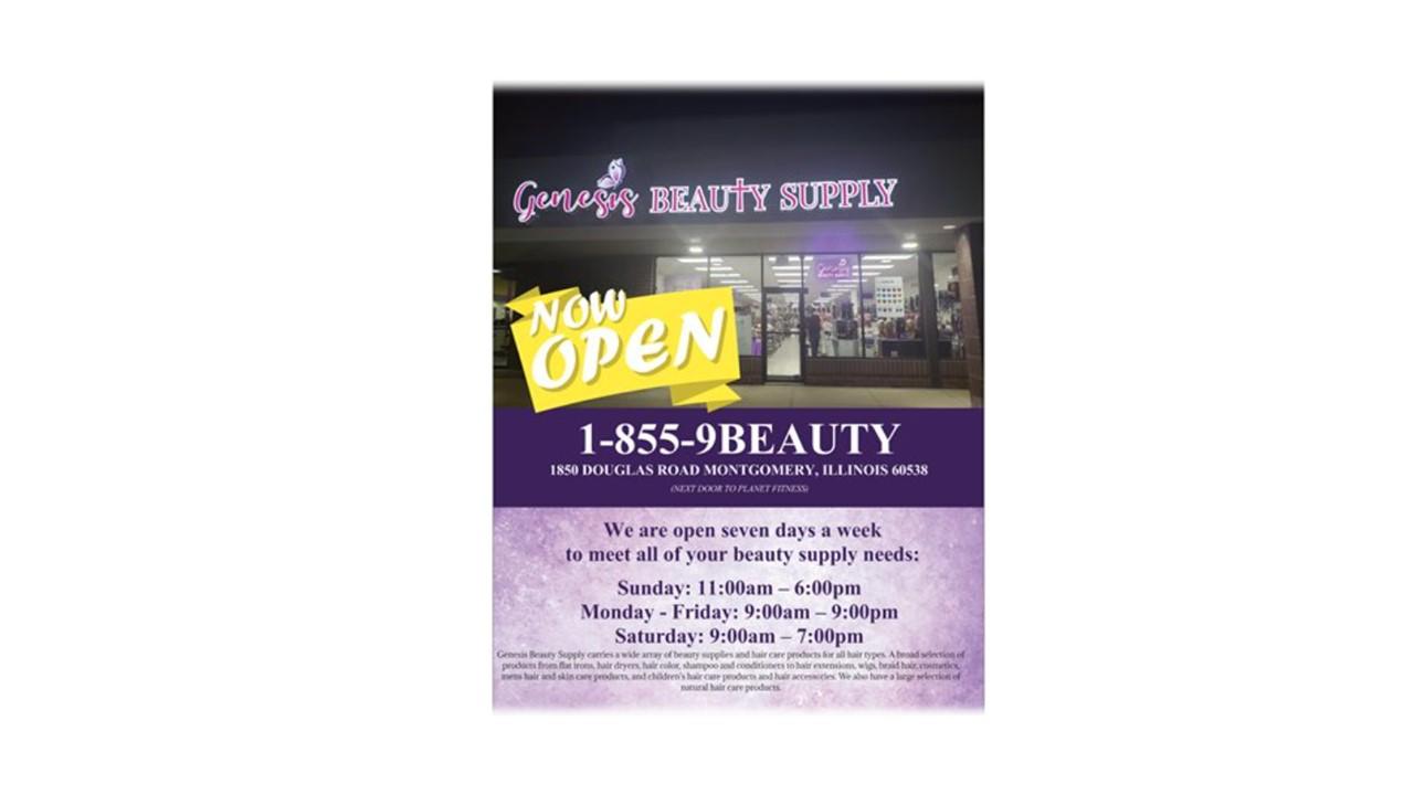 Genesis Beauty Supply