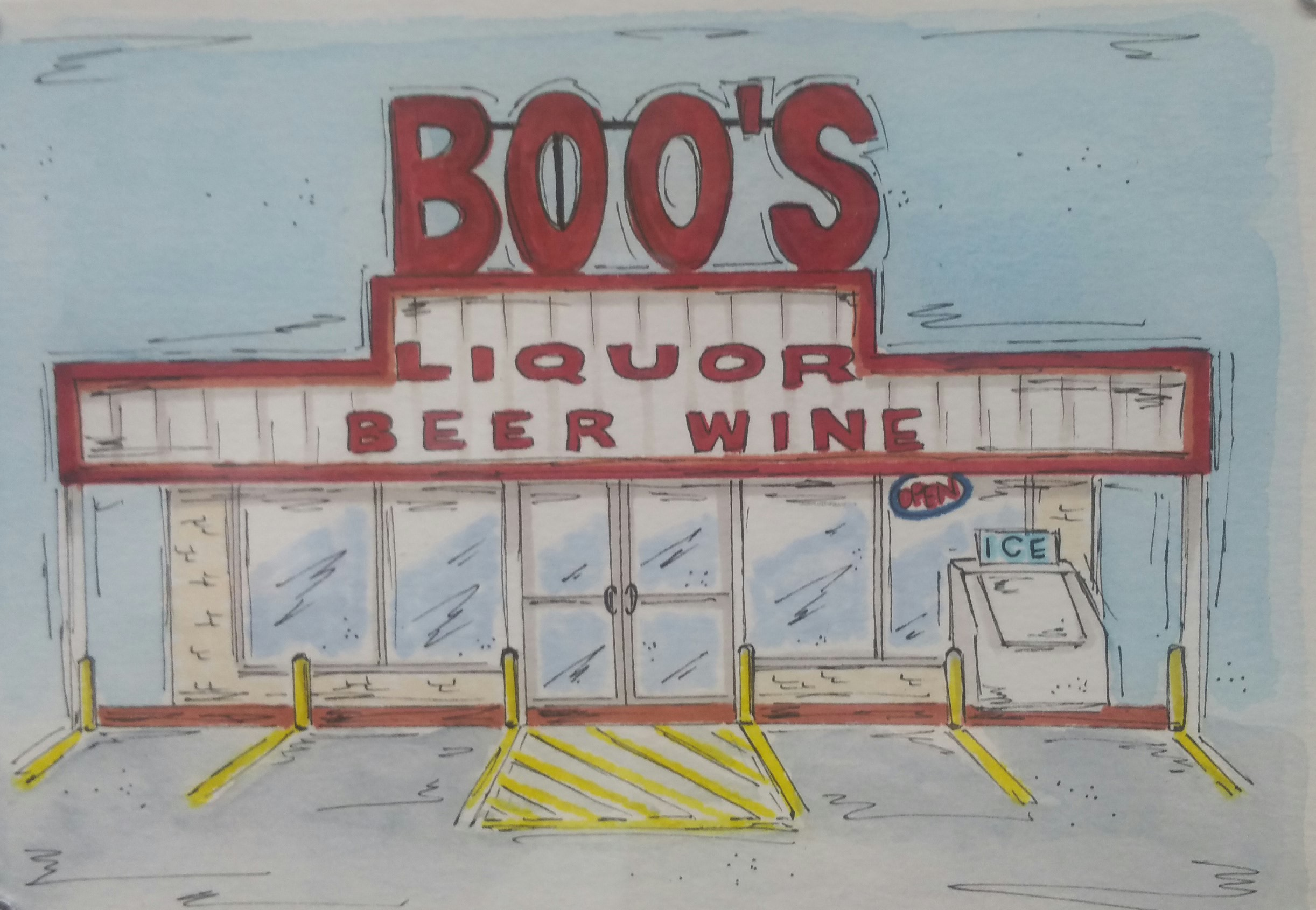 Boo's Beverage Center