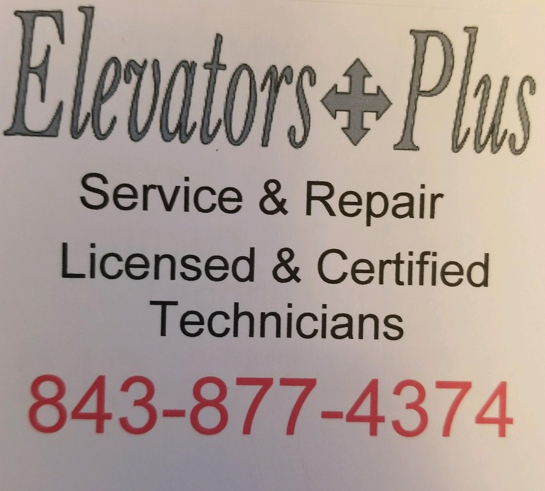 Elevators Plus LLC
